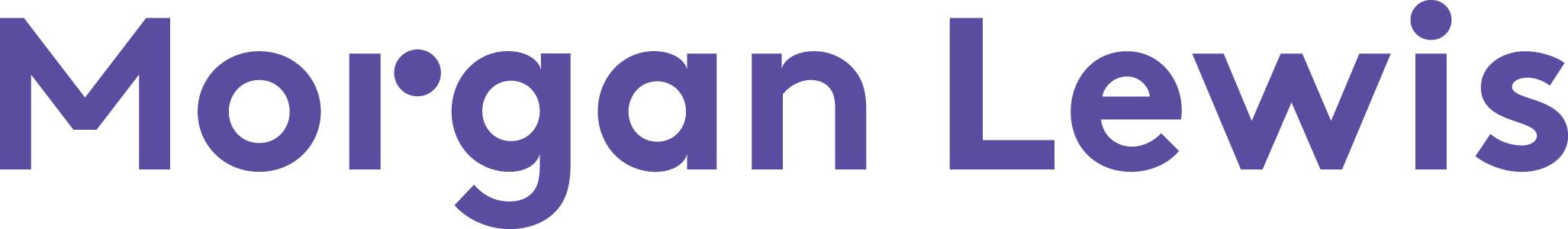 Morgan Lewis Logo in purple